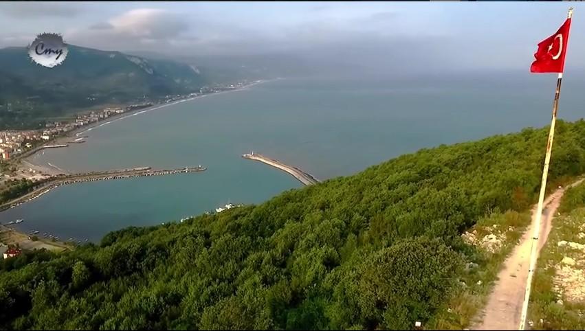 Kastamonu Cide Havadan Video ve Fotoğraflar