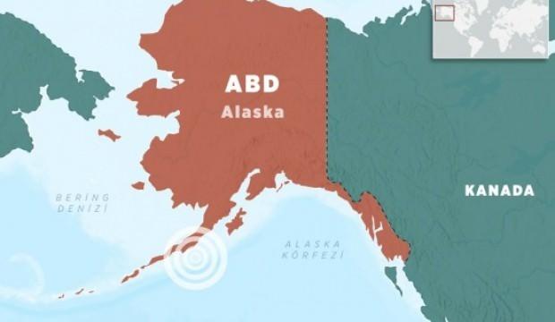 ABD'de deprem: 6,1 ile sarsıldı!