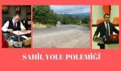 Baltacı ve Demir arasında sahil yolu polemiği